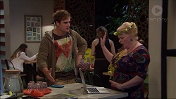Kyle Canning, Sheila Canning in Neighbours Episode 7180