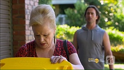 Sheila Canning, Brad Willis in Neighbours Episode 7181
