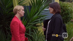 Sue Parker, Naomi Canning in Neighbours Episode 7181