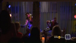 Josh Willis, Aaron Brennan in Neighbours Episode 7181