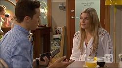 Josh Willis, Amber Turner in Neighbours Episode 7182