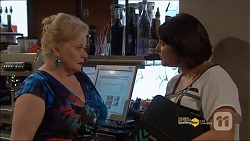 Sheila Canning, Naomi Canning in Neighbours Episode 7182