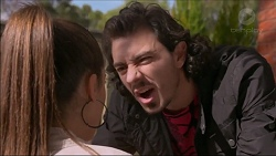 Paige Novak, Joey Dimato in Neighbours Episode 7183