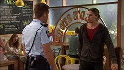 Mark Brennan, Tyler Brennan in Neighbours Episode 7183