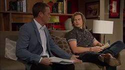 Paul Robinson, Daniel Robinson in Neighbours Episode 7183