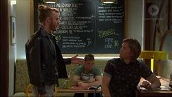 Casper Smythe, Daniel Robinson in Neighbours Episode 7183