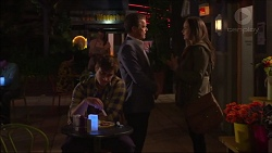 Kyle Canning, Paul Robinson, Amy Williams in Neighbours Episode 7183