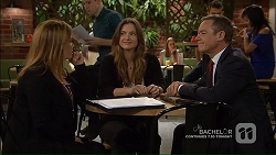 Terese Willis, Amy Williams, Paul Robinson in Neighbours Episode 7184