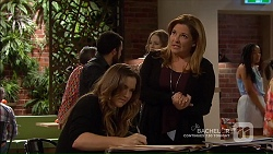 Amy Williams, Terese Willis in Neighbours Episode 7184
