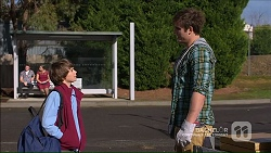 Jimmy Williams, Kyle Canning in Neighbours Episode 7184