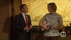Paul Robinson, Daniel Robinson in Neighbours Episode 7184