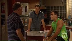 Russell Brennan, Mark Brennan, Aaron Brennan in Neighbours Episode 7185