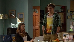 Sonya Mitchell, Kyle Canning in Neighbours Episode 7185