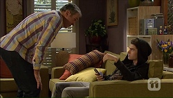 Karl Kennedy, Ben Kirk in Neighbours Episode 7185