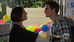 Naomi Canning, Kyle Canning in Neighbours Episode 7186