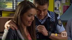 Paige Novak, Mark Brennan in Neighbours Episode 7186