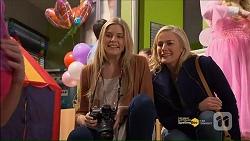 Amber Turner, Lauren Turner in Neighbours Episode 7186