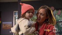 Nell Rebecchi, Sonya Mitchell in Neighbours Episode 7186