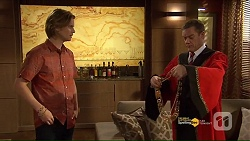 Daniel Robinson, Paul Robinson in Neighbours Episode 7187