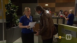 Sandra Kriptic, Karl Kennedy in Neighbours Episode 7187