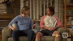 Daniel Robinson, Brad Willis in Neighbours Episode 7187