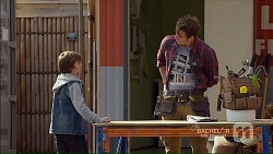Jimmy Williams, Kyle Canning in Neighbours Episode 7188