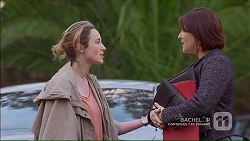 Sonya Mitchell, Naomi Canning in Neighbours Episode 7189