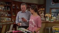 Karl Kennedy, Paige Novak in Neighbours Episode 7190