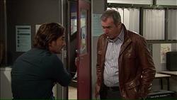 Brad Willis, Karl Kennedy in Neighbours Episode 7190