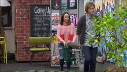Imogen Willis, Daniel Robinson in Neighbours Episode 7190