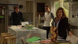 Brad Willis, Josh Willis, Terese Willis in Neighbours Episode 7190