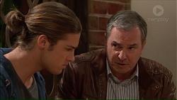 Tyler Brennan, Karl Kennedy in Neighbours Episode 7190