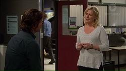 Brad Willis, Lauren Turner in Neighbours Episode 7190