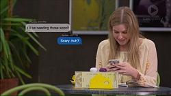 Amber Turner in Neighbours Episode 7190