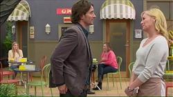 Amber Turner, Brad Willis, Lauren Turner in Neighbours Episode 7190