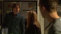 Brad Willis, Terese Willis, Josh Willis in Neighbours Episode 7190