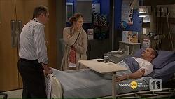 Karl Kennedy, Sonya Mitchell, Toadie Rebecchi in Neighbours Episode 7191