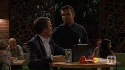 Paul Robinson, Nate Kinski in Neighbours Episode 7191
