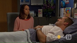 Imogen Willis, Toadie Rebecchi in Neighbours Episode 7191