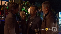 Brad Willis, Paul Robinson, Karl Kennedy in Neighbours Episode 7191