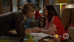 Daniel Robinson, Imogen Willis in Neighbours Episode 7191