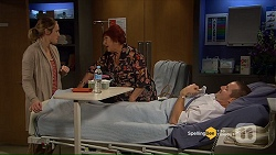 Sonya Mitchell, Angie Rebecchi, Toadie Rebecchi in Neighbours Episode 7191