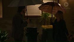 Brad Willis, Terese Willis in Neighbours Episode 7192