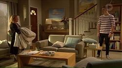 Terese Willis, Josh Willis in Neighbours Episode 7192