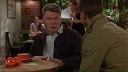 Russell Brennan, Mark Brennan in Neighbours Episode 7192