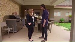 Terese Willis, Brad Willis in Neighbours Episode 7192