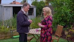 Russell Brennan, Sheila Canning in Neighbours Episode 7192