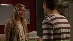Amber Turner, Josh Willis in Neighbours Episode 7193
