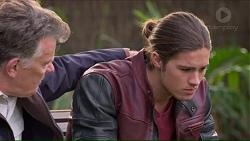 Russell Brennan, Tyler Brennan in Neighbours Episode 7193