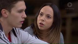 Josh Willis, Imogen Willis in Neighbours Episode 7193